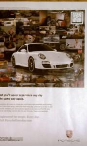 Porsche Microsoft Tag