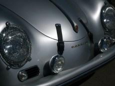 Vintage Porsche 356 A 1600 Front view