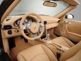 2009 Porsche 911 Carrera Wallpaper Interior
