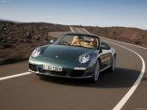 2009 Porsche 911 Carrera Wallpaper Front angle view