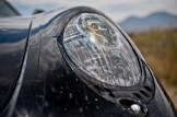 New Porsche 911 (Porsche 991) first drive Head light