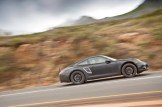 New Porsche 911 (Porsche 991) first drive Side view