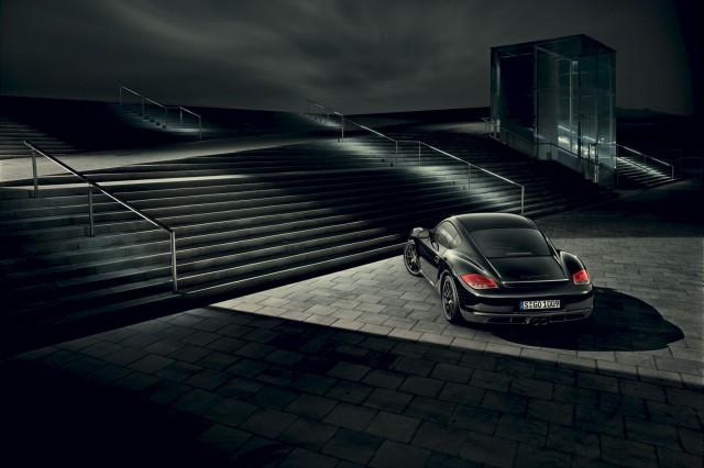 2012 Black edition Porsche Cayman S
