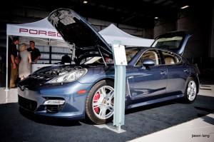 Porsche Panamera Long