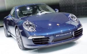 New Porsche 911 (Porsche 991)