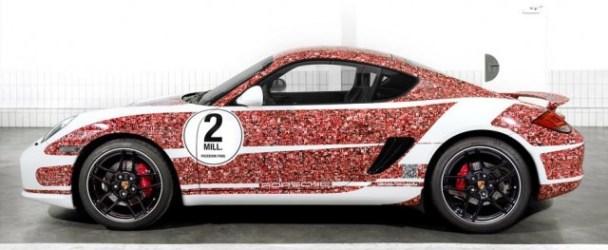 Special edition Porsche