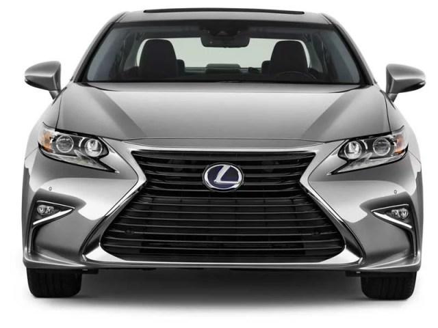 2018 Lexus ES 350 Overview