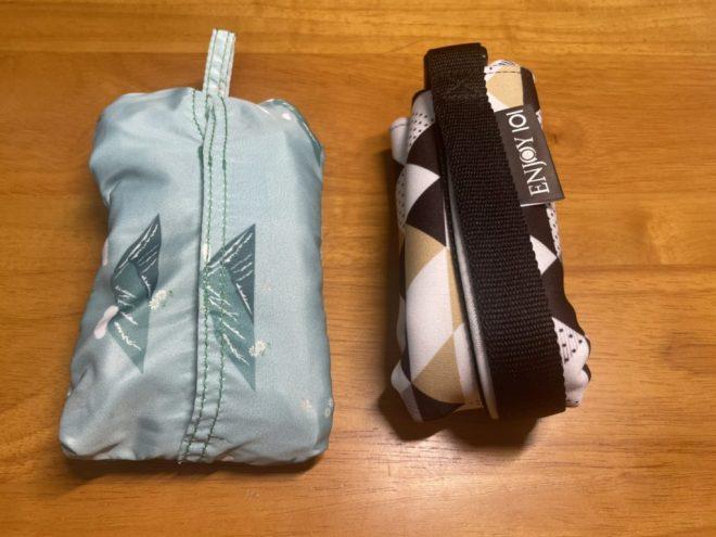 Pockeat 食物袋和 Enjoy101 食物袋收納