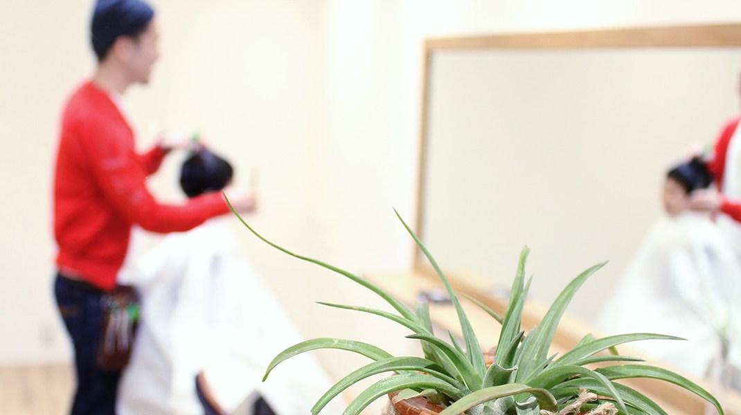 PORT 成田のヘアサロン・美容室ポート