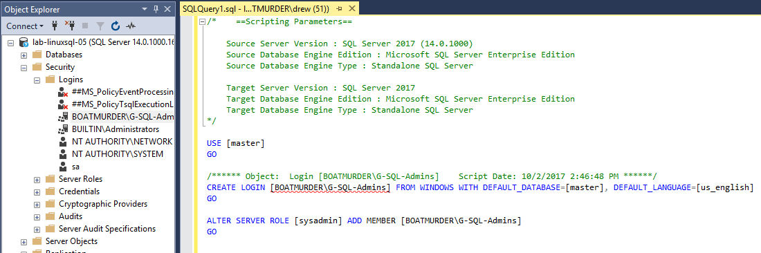 Active Directory Authentication With Sql Server On Centos Port 1433