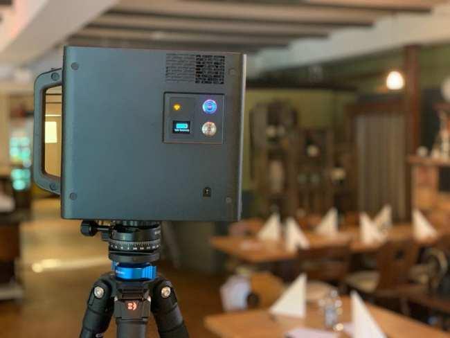 Virtuelle Rundgänge für Restaurants