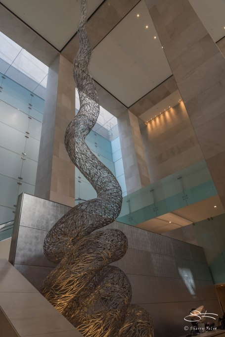 Vine by Bronwyn Oliver in the Hilton