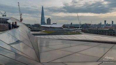 London Skyline - Shard 12/19/2015