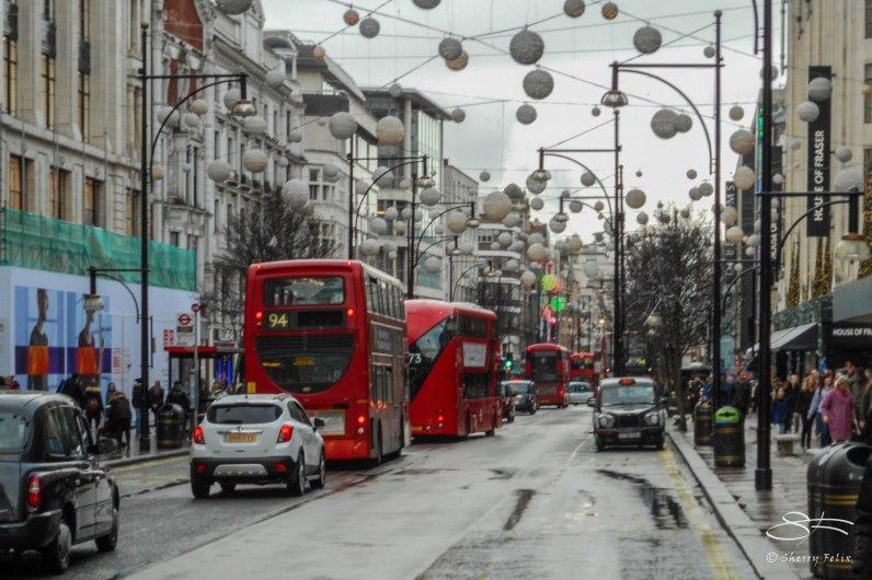 Oxford Street, London 12/20/2015