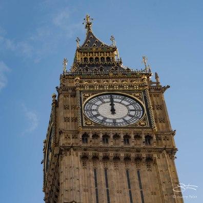 Big Ben, London 12/31/2015
