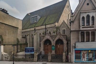 Etheopian Church, Pentonville Road, London 1/5/2019