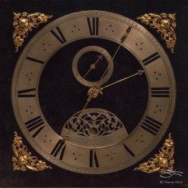 Clock, British Museum 1/6/2016
