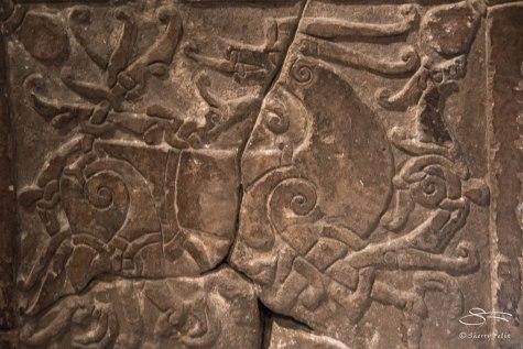 Celtic design, Museum of London 1/7/2016