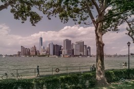 Manhattan from Governors Island 6/22/2014