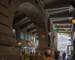 Market under Manhattan Bridge 4/8/2017
