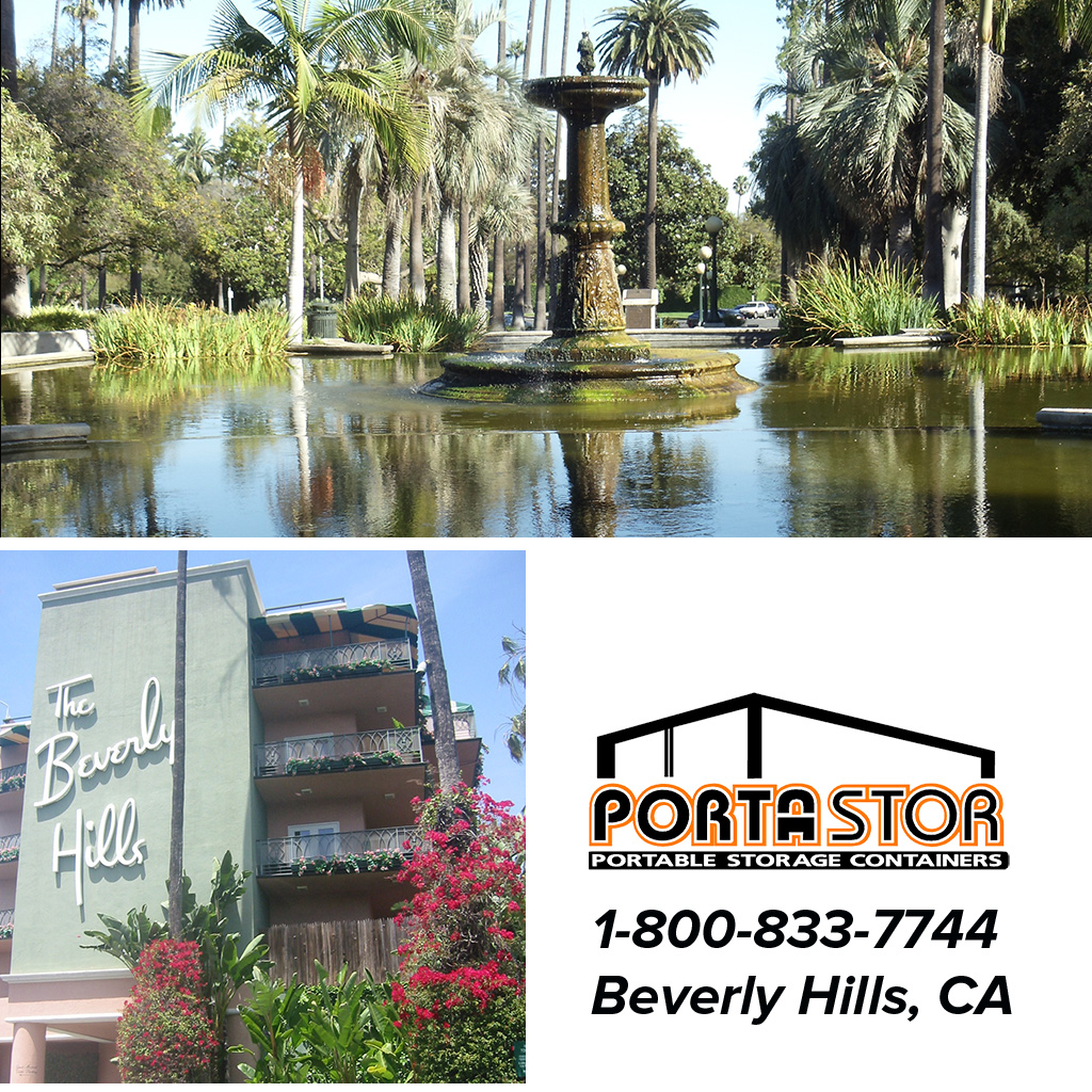 Beverly Hills Collage