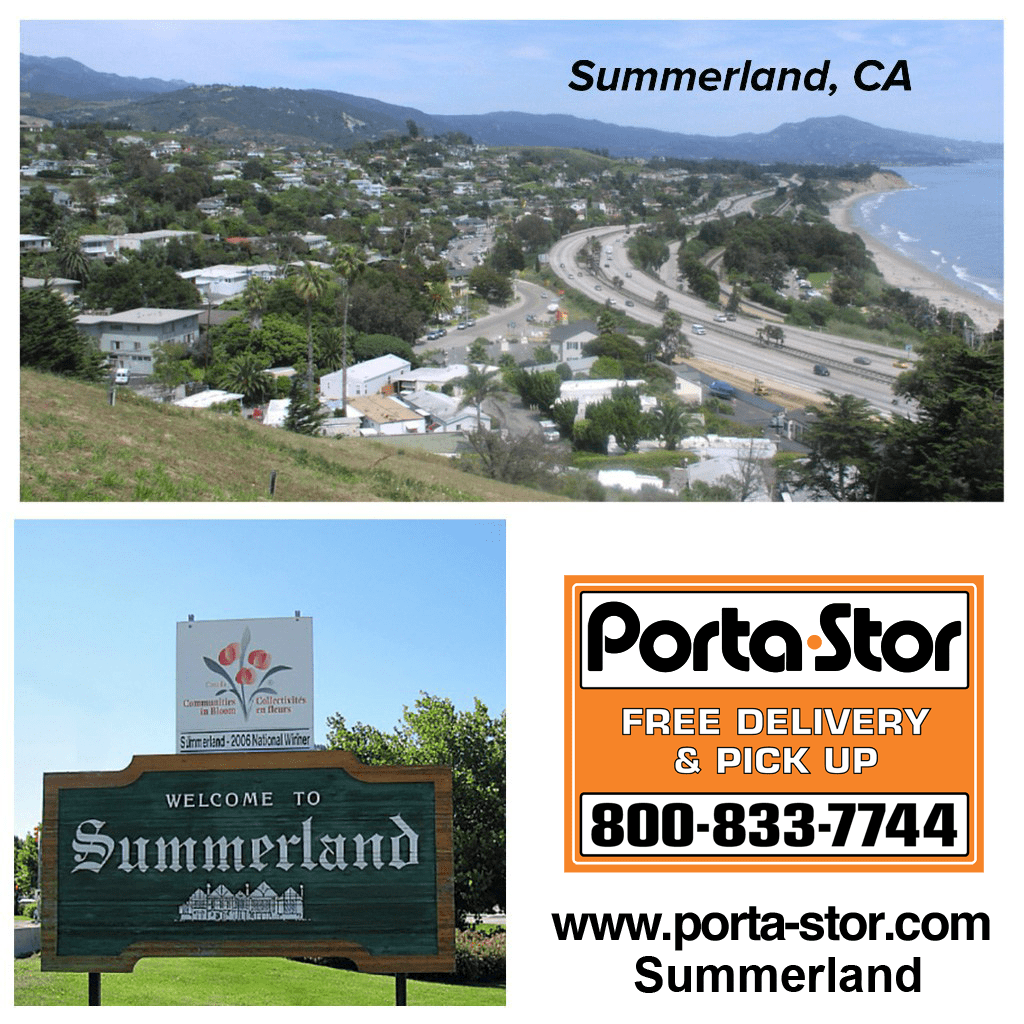 Rent Storage Containers in Summerland