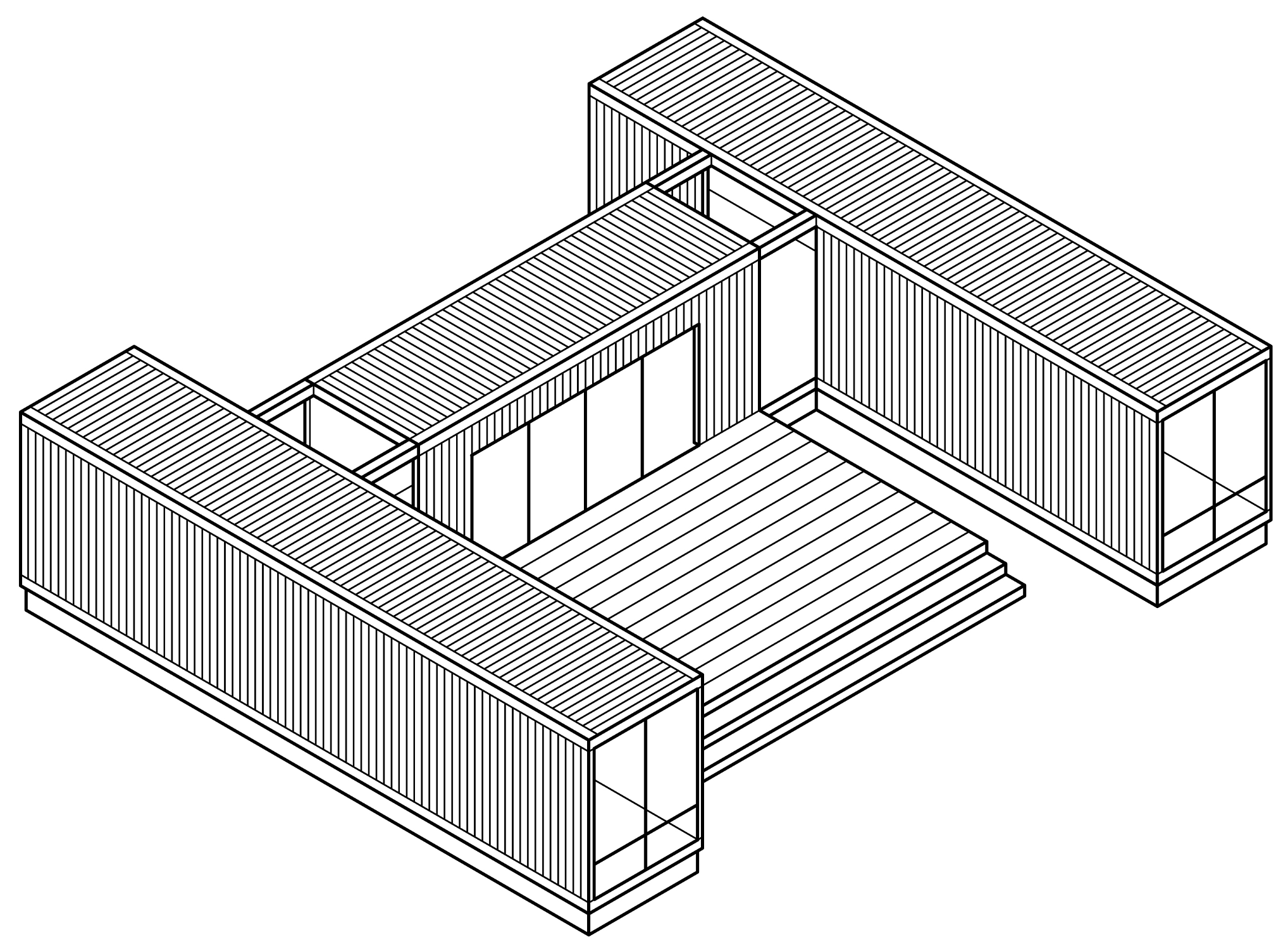 Container homes floor plans for Homes from shipping containers floor plans