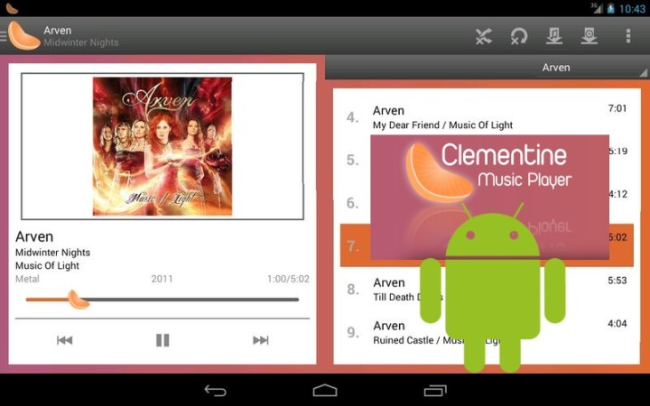 Cllementine_www_android