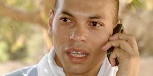 karim wade telephone