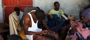 sénégalais blessés