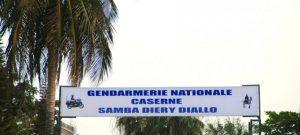 Gendarmerie SDD