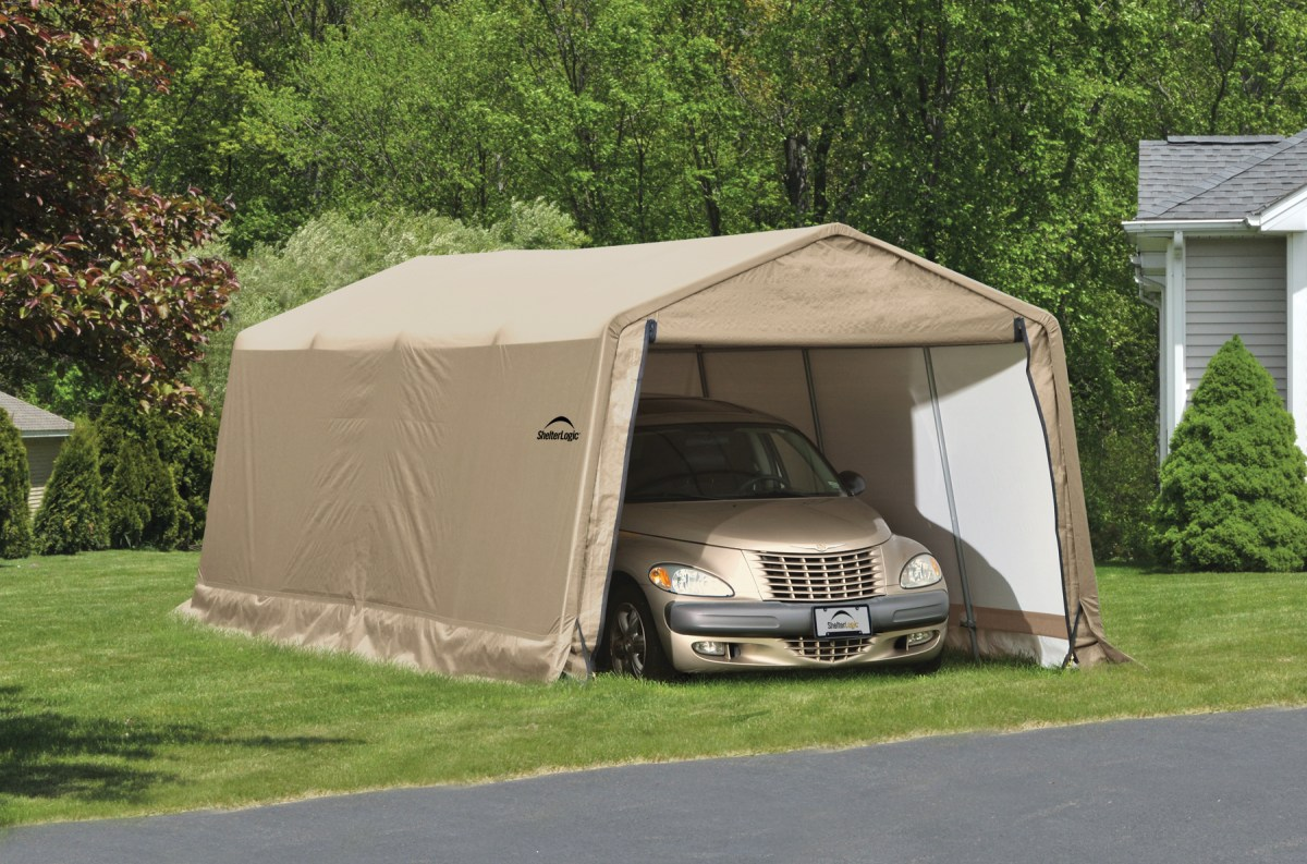 What Is a Portable Garage  Portable Car Garage Shelters