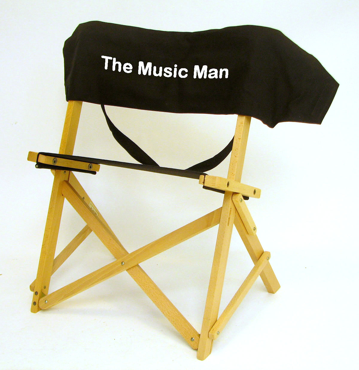 Musicians Chair Imprinted Personalized Gold Medal Sportsman Musicians