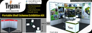 3x3 Portable Exhibition kit_5