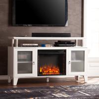 """60"""" Cabrini Media Electric Fireplace"""