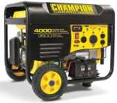 Champion 3500 Watt Generator Review