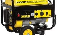 champion 4000 watt portable generator