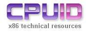 cpuid logo
