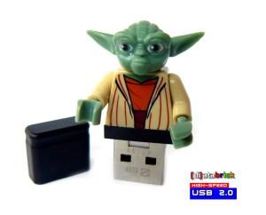 Clef USB Yoda