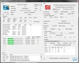 HWInfo de l'Alienware M17x