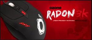 Souris Ozone Radon 3K<br />