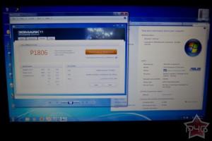 CES 2011 - Asus G73 SW 3D - 3D Mark 2011