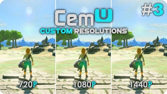 Zelda sur Wii U, Switch et PC