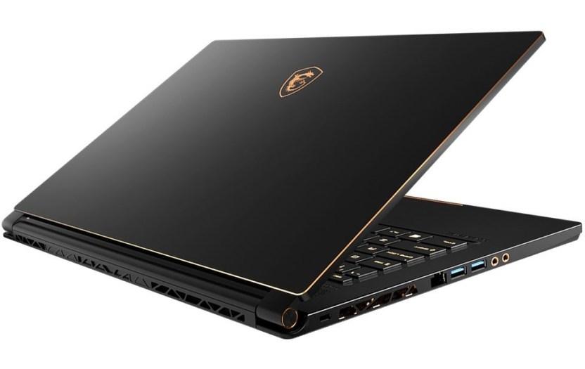 Bureau Pc Maison : Fiche p4g] pc portable gamer msi gs65 8rf stealth thin