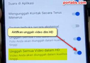 Cara Mengupload Video HD (Kualitas Tinggi)
