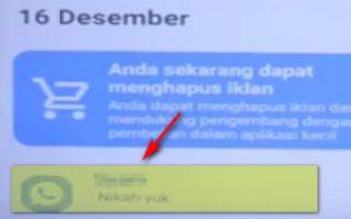 Cara Melihat Pesan Whatsapp yang Sudah di Hapus Pengirim
