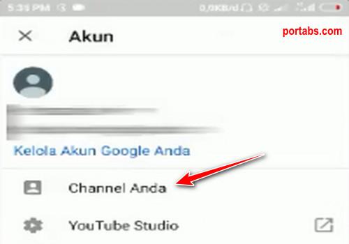 Cara Membuat Akun Youtube dari Smartphone Android