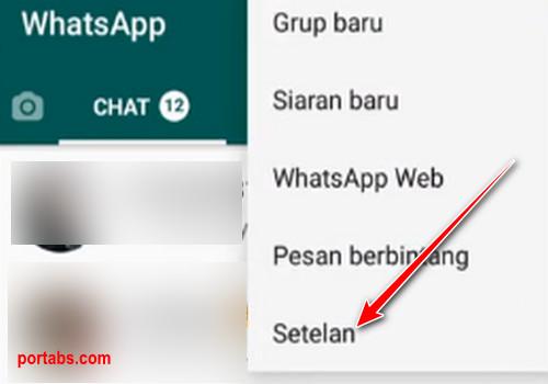 Cara Mengaktifkan Whatsapp Dark Mode (Membuat tampilan WA gelap)