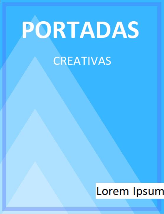 Portadas Word Gratis