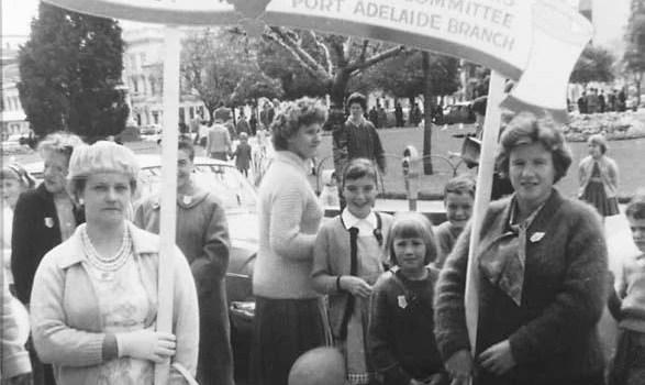 Women in Port Adelaide